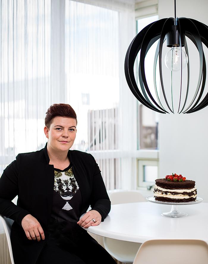 Sandra Kristín Jóhannesdóttir