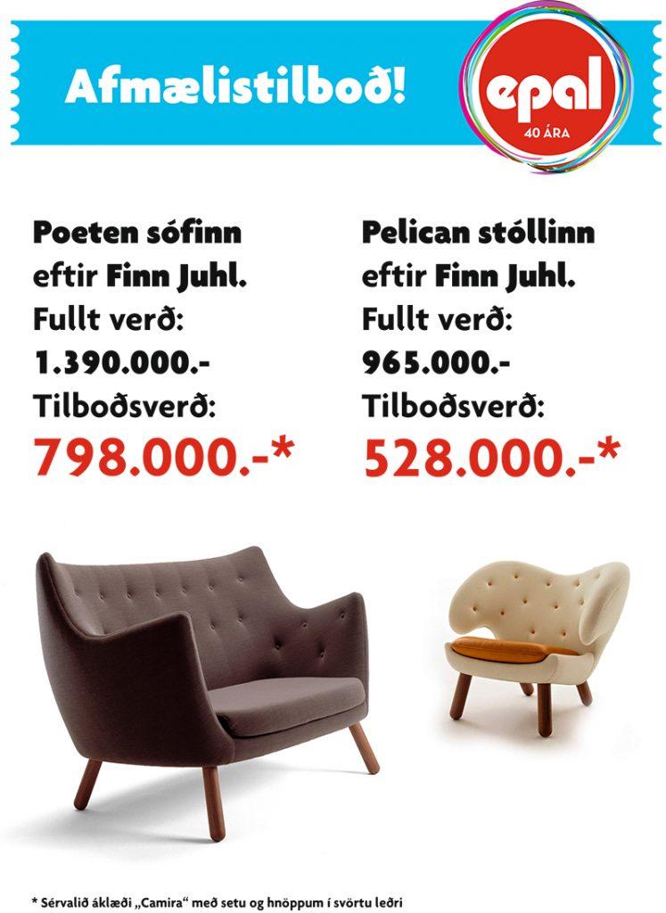 AfmTilboð Finn Juhl