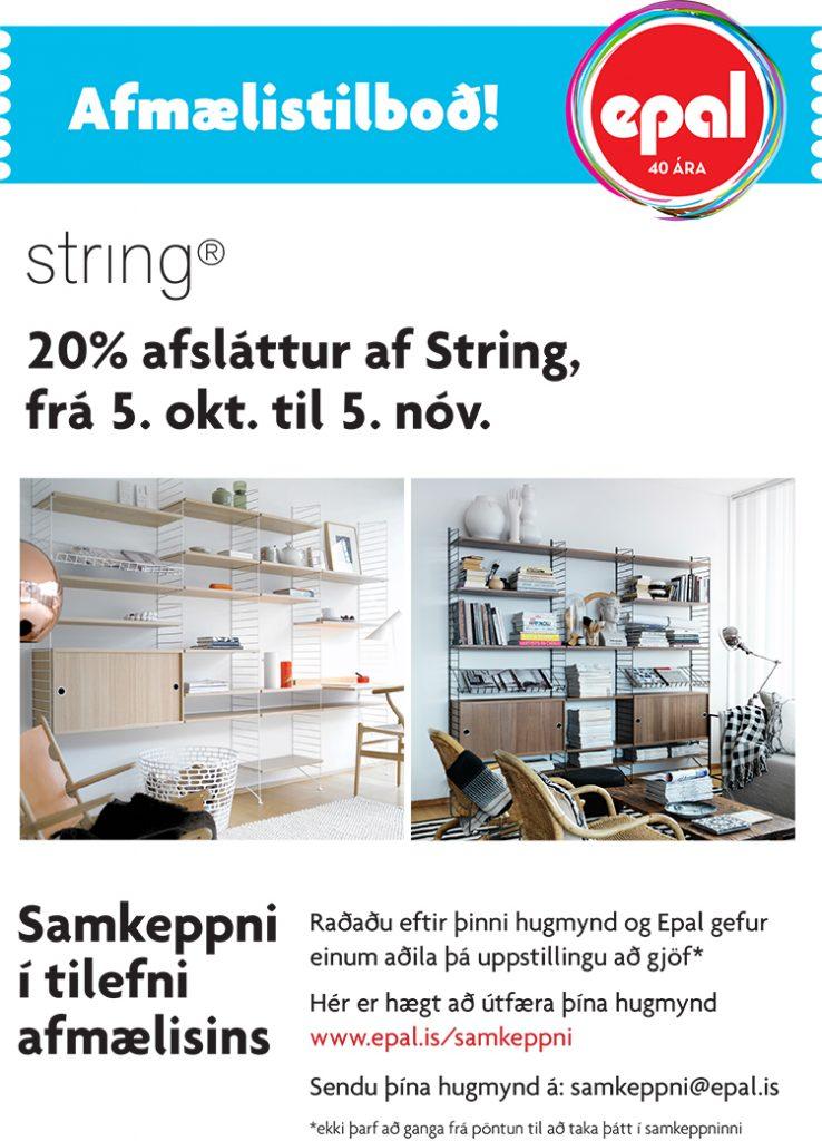 AfmTilboð string 2909