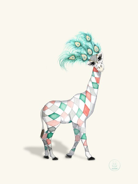 Amikat - Giraffi pafuglsfj