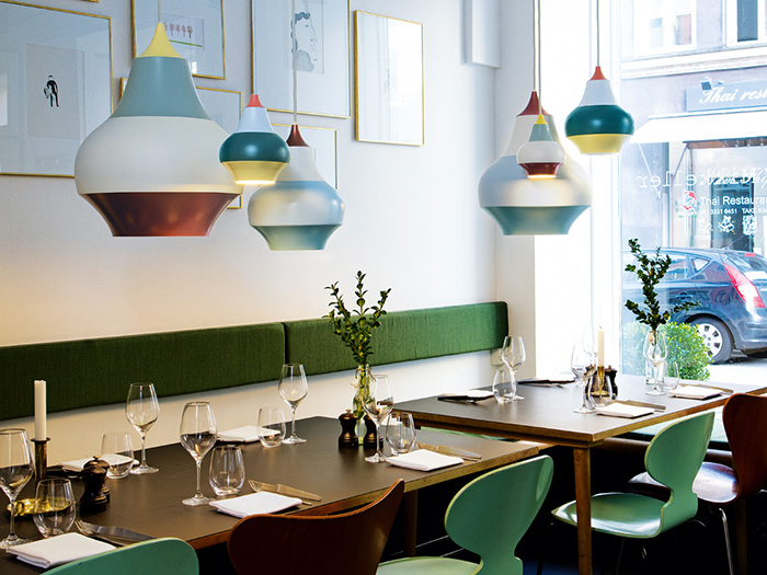 Louis-Poulsen-Cirque-Pendant-Light-restaurant