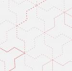 Geometric-Red-Organic