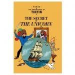 Bók nr. 11 THE SECRET OF THE UNICORN