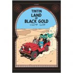 Tinnabók 15. LAND OF BLACK GOLD soft