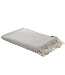 Værðarvoð 120x190 Merino Wool, grey