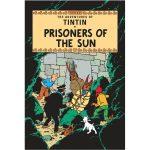 Tinnabók 14. PRISONERS OF THE SUN soft