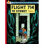 Tinnabók 22. FLIGHT 714 TO SYDNEY soft