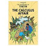 Tinnabók 18. THE CALCULUS AFFAIR soft