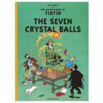 Bók nr. 13 THE SEVEN CRYSTAL BALLS