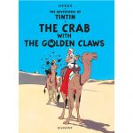 Bók nr. 9 THE CRAB WITH THE GOLDEN CLAWS