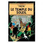 Plakat 4 - LE TEMPLE DU SOLEIL