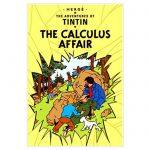 Bók nr. 18 THE CALCULUS AFFAIR
