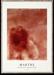 Plakat MARTHE 30x40