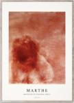 Plakat MARTHE 50x70