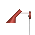 AJ Vegglampi 40W E14 Rusty Red