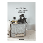 Bók Organizing, Cleaning and Styling