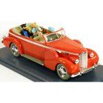 Bíll TINNI - Taxi Cadillac V8