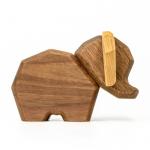 Tréstytta THE LITTLE ELEPHANT