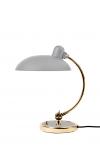 KAISER borðlampi luxus, Easy Grey/brass