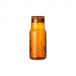Flaska m/loki CRISPY AMBER S 500ml
